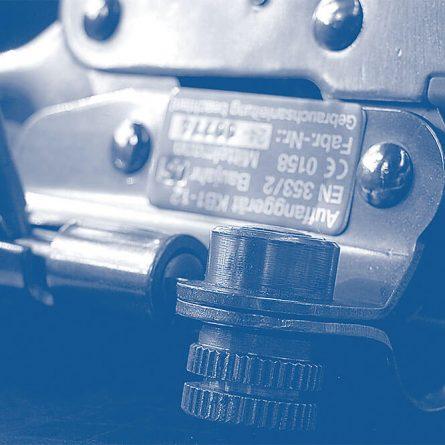防坠器和安全绳